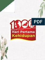 1000 hari pertama kehidupan (hpk)