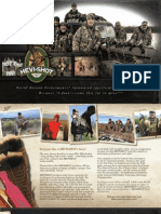 HEVI-Shot Ammunition 2010 Catalog
