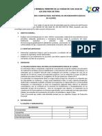 Metodologia Relleno Compactado, Material de Mejoramiento(Rocas 0,40 )