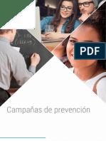 Campaña de Prevención Agresividad y Violencia