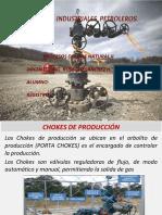 Equipos Industriales Petroleros