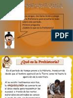 La Prehistoria- 2 primaria