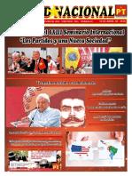 Unidad Nacional 15 de Abril de 2019