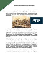 La Administracion en Mexico y La Teoria Organizacional