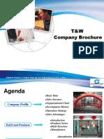 TW Company Brochure-Ver2007.Q2