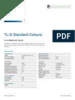 Lâmpada Phillips TL-D 36W/54-765 1SL/25