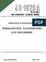 TM9-1829A Speedos