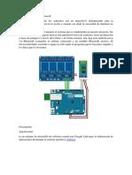 Control de Luces Vía Bluetooth