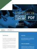 Doctorado en Comunicaciones UC_Chile