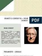 Teoria generativista