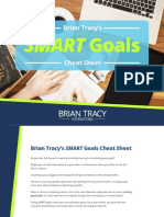 Brian Tracy  Goal setting template