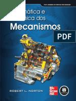 Cinemática e dinâmica dos mecanismos.pdf