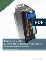 Siemens VariadoresDeVelocidad