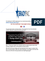 BradyPac - Looking for Your Thoughts