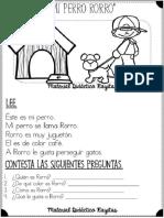 Lecturas cortas para desarrollar la comprensión lectora para primer grado.pdf