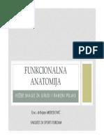 Funkcionalna Anatomija - Vežbe Snage Za Grudi i Rameni Pojas
