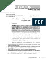 10.2017_Factores relacionados con hábitos y conductas de adultos con sobrepeso. Caldas, Colombia