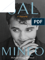 Sal Mineo by Michael Gregg Michaud - Excerpt