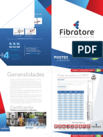 Catalogo Energia y Telecomunicaciones (Postes y Crucetas) FIBRATORE[1]