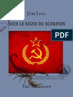 Lina Jüri - Sous le signe du scorpion