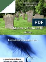 Muerte y duelo en la niñez 2015 Clase profesora Josefina.pdf