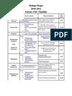 ScienceFairTimeline2010-11
