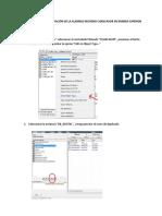 Procedimiento OpenOS PcS7