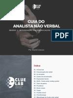 Guia Do Analista Não Verbal E Book 1 Introdução à Comunicação Não Verbal