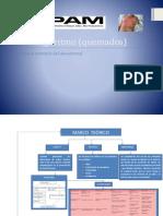 ALGORITMO QUEMADOS