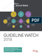 JW GuidelineWatch 2018