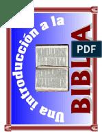 Introducción a la biblia