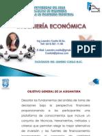Ingenieria Econocmica Ing Leandro Coello MSc