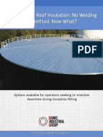 Roof Insulation White Paper