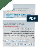 Sistemas Equivalentes - Fisica 2.Ucv