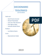 Diccionario Teologico RV