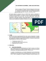 Diseño y Calculo de Sistemas de Bombeo Mina San Cristobal