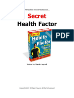 SecretHealthFactor eBook.pdf
