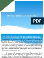 Transferencia de Masa (1)