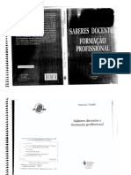 Tardif - Saberes Docentes e Formacao Profissional Capitulos 01 a 06.pdf