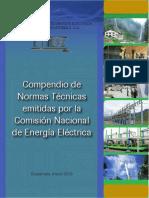 Recopilacion Normas Tecnicas CNEE