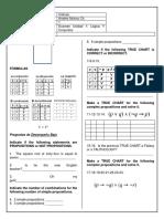 Unidad 1- Lógica Y Conjuntos