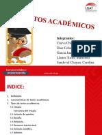 Textos Academicos Reda