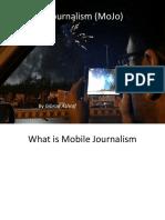 Mobile Journalism