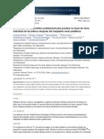 modelo farmacocinetico