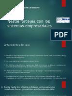 Nestlé Forcejea Con Los Sistemas Empresariales_1