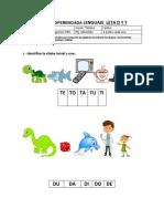 Prueba Diferenciada Lenguaje Leta d y t