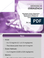 Vídeo A - Ultrassom POC no manuseio do paciente em choque – Dr. Lucas - Apresentação