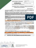 MOVILIDAD - Informe de Situación No. 105 Abril 15 de 2019