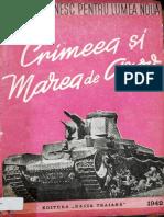 Crimeea si Marea de Azov - ed. Dacia Traiana - 1942
