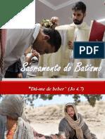 Formação sobre Batismo